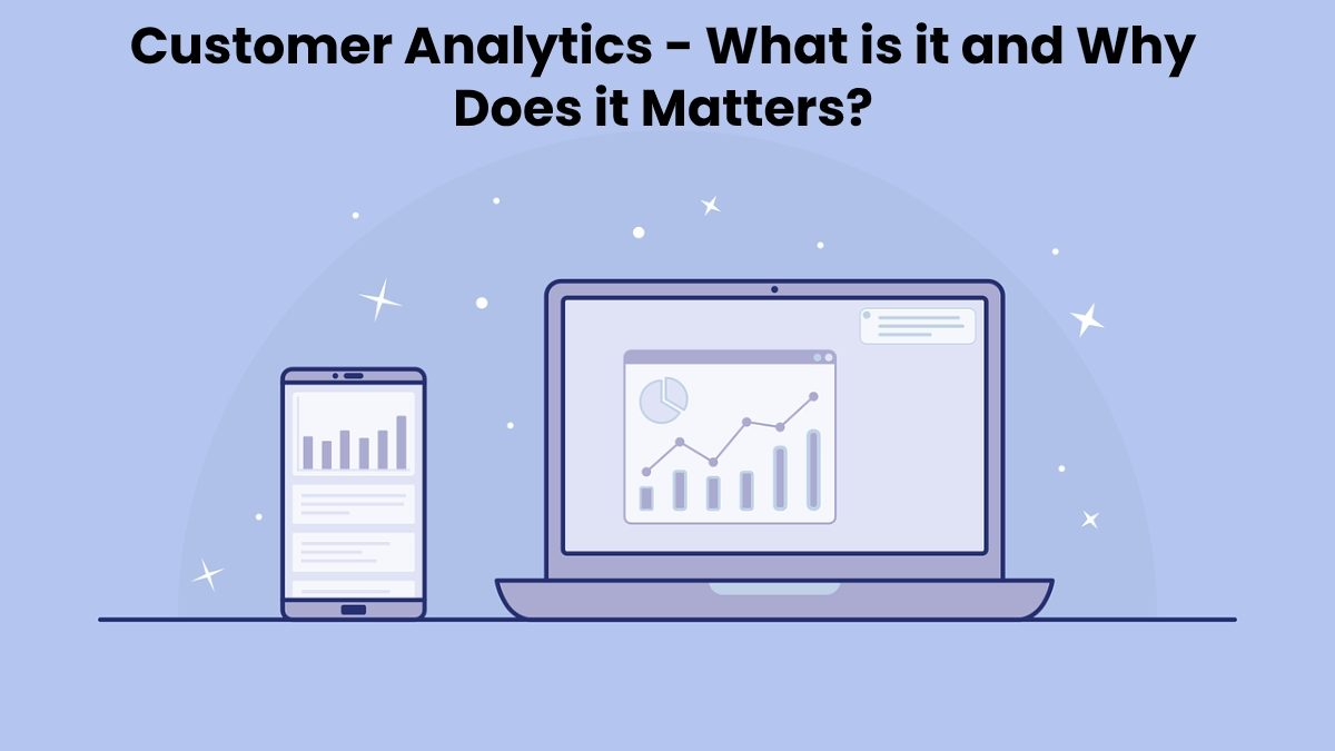Customer Analytics – Definition, Advantages and Why Customer Analytics matters?