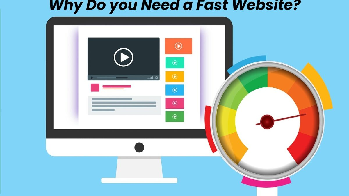 Why Do you Need a Fast Website?
