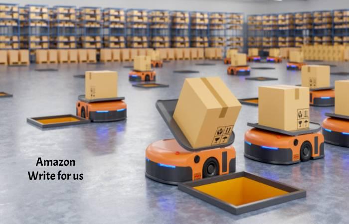 Amazon Write for Us